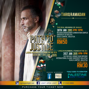 Path to justice: The real meaning of jihaad @ RESEARCH MANAGEMENT & INNOVATION COMPLEX ,University of Malaya   Kuala Lumpur   Federal Territory of Kuala Lumpur   Malaisie
