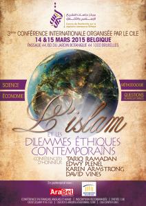 3éme Conférence internationale du CILE: L'islam et les dilemmes contemporains @ Bruxelles | Bruxelles | Belgique