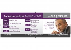 Série d'activités à l'Ile Maurice: du 17 avril au 1er mai @ Île Maurice