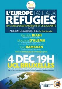 EMN - L'europe face aux réfugiés @ ULC Bruxelles   Woluwé-Saint-Lambert   Bruxelles   Belgique
