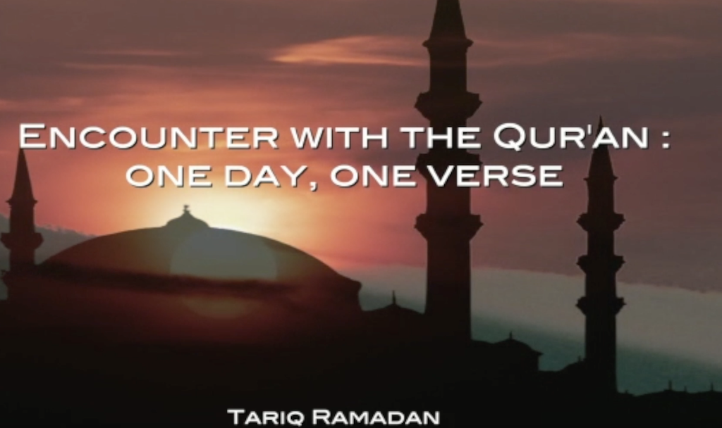 Encounter with the Quran