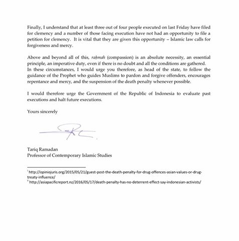 ceo press release template - press release professor tariq ramadan sent a letter to