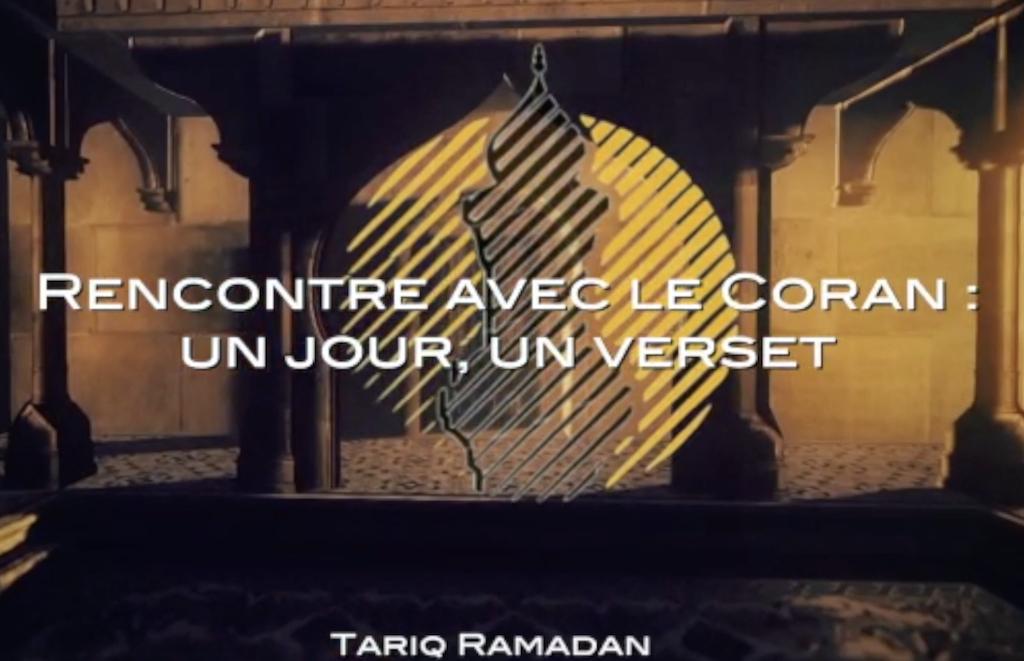 Rencontre avec le Coran