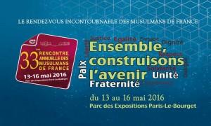Rencontre annuelle des musulmans de france 2016 tariq ramadan