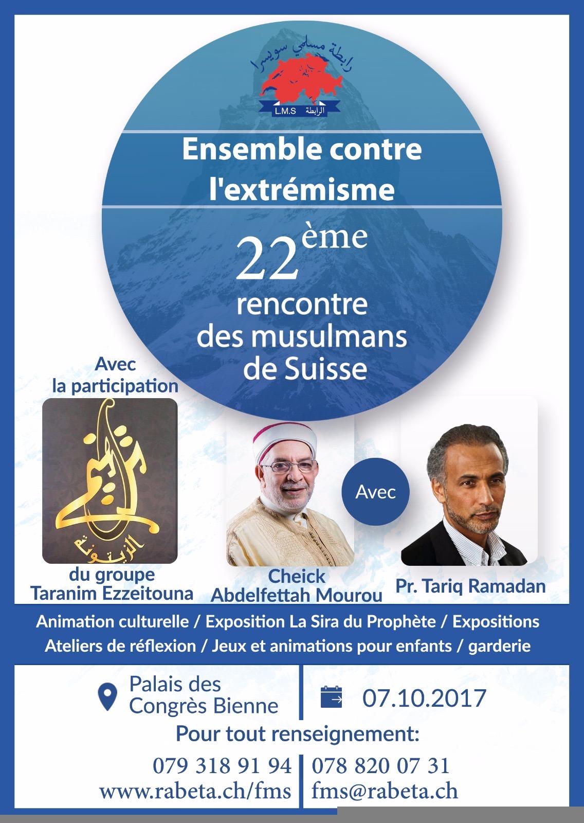 Site rencontre musulman suisse